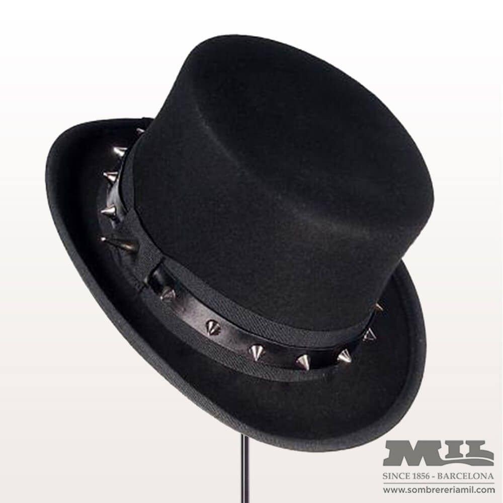 La Chistera Javi es un sombrero de copa perfecto para boda o eventos fbe03e40ff9