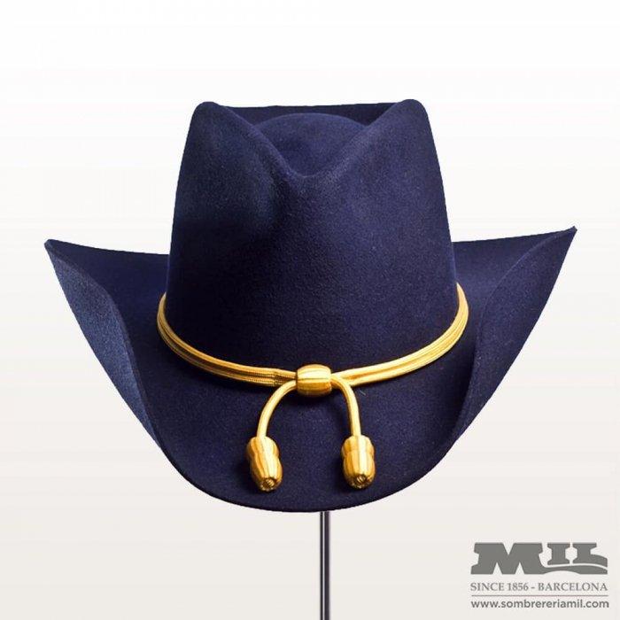Cowboy calvary hat
