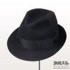 Short Brim Borsalino Hat