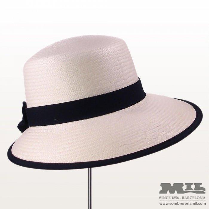 Sombrero Panamá Visor