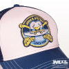 STETSON CAP TRUCKER CAVALRY