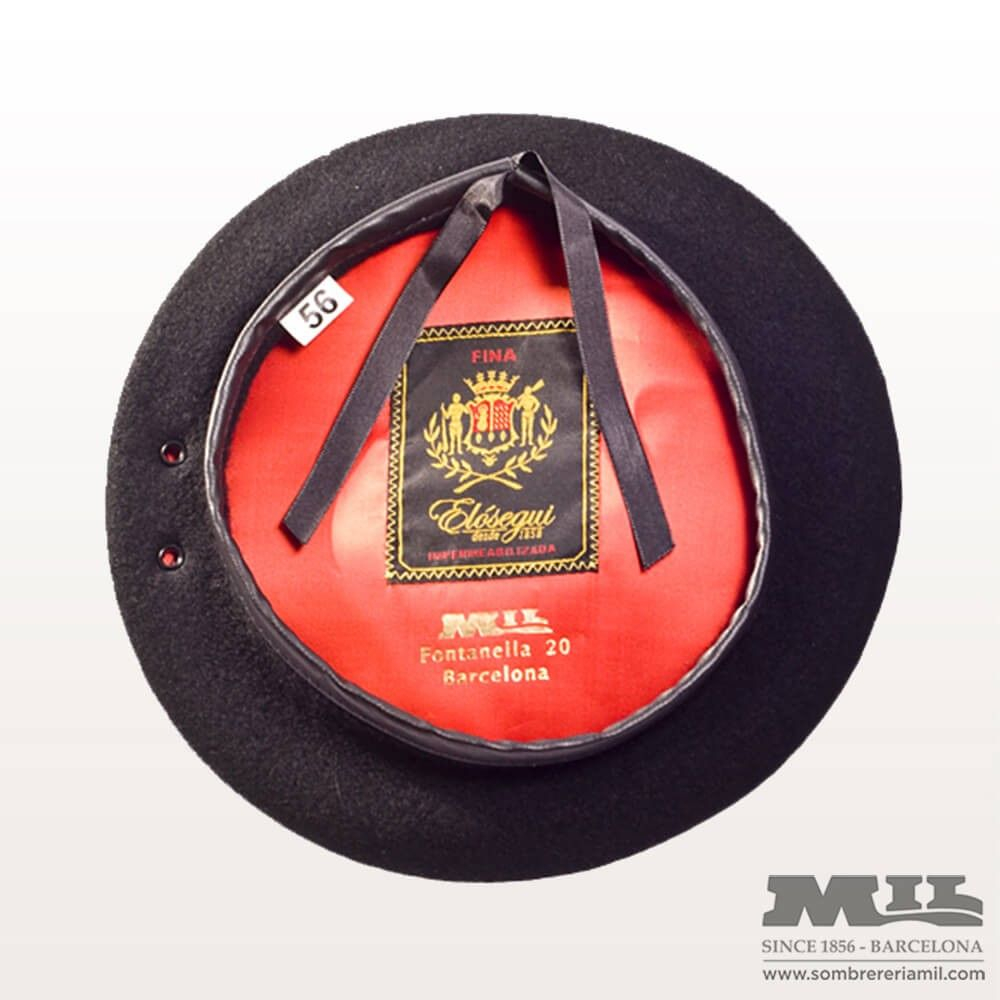 Elósegui Scout beret   Boina vasca   txapela f536e4f8e72