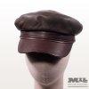 Gorra de piel Stetson Handcrafted