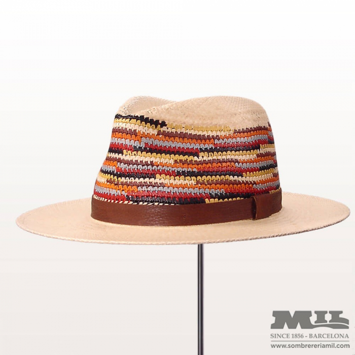 Sombrero Panamá Tasmin