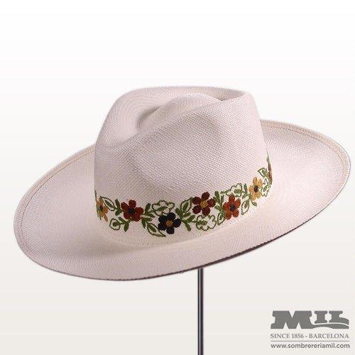 Sombreros tipo Panamá - Sombrereria Mil 631af9672a85