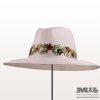 Sombrero Panamá Gaudí Blinch