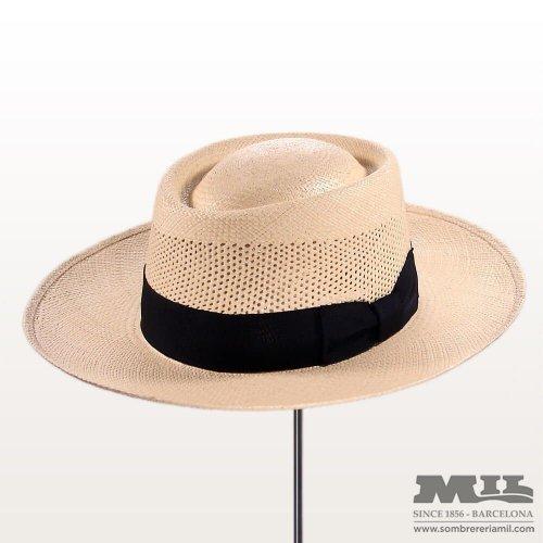 Sombreros estilo Pork Pie - Sombrereria Mil 7ccc9237266
