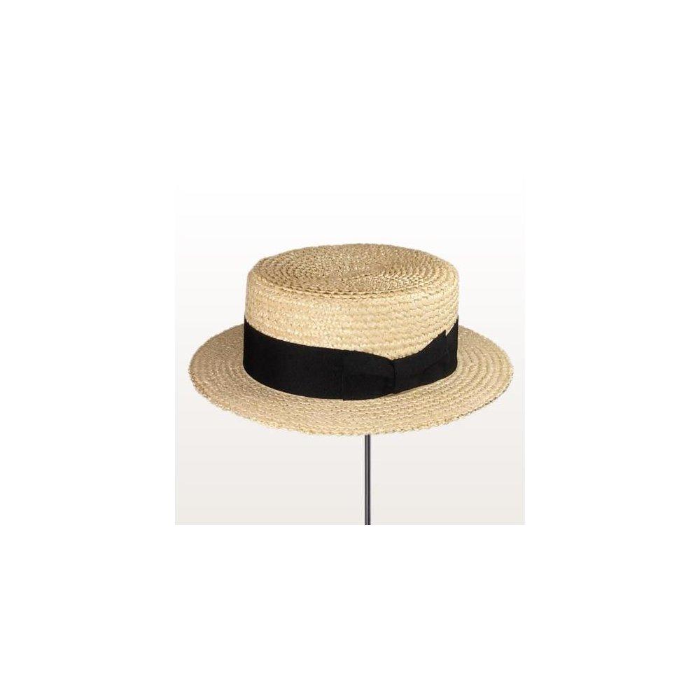 Sombrero El Auténtico Canotier 01a6258ce89