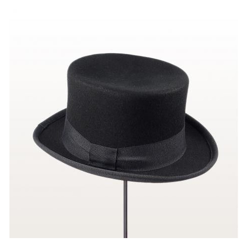 Sombreros estilo Chistera - Sombrereria Mil d4342722f03