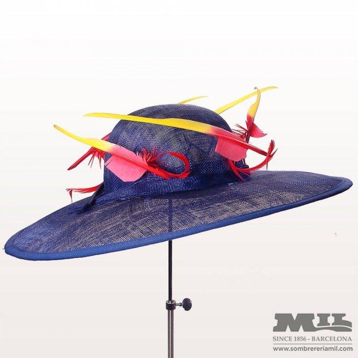 Turbine Pamela Hat