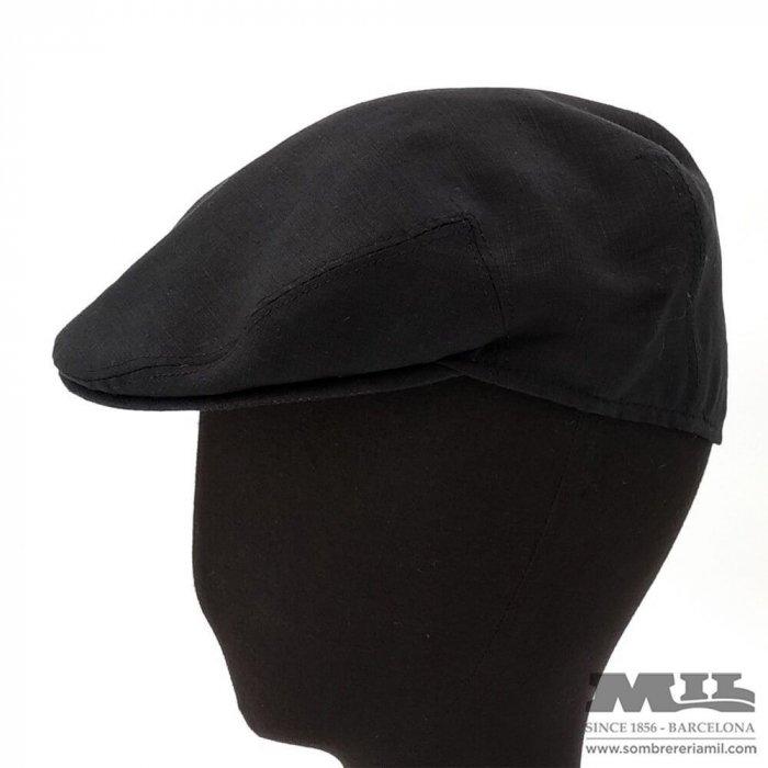 Gorra estiu Zip Negro