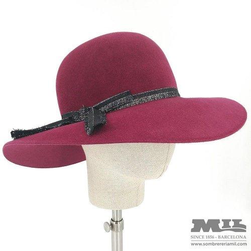 Sombrero Pamela Borsalino Sombrero Pamela Borsalino 3163caffd47