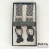 Braces Bretelle & Braces monochromatic polka dots