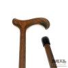Hook wooden cane