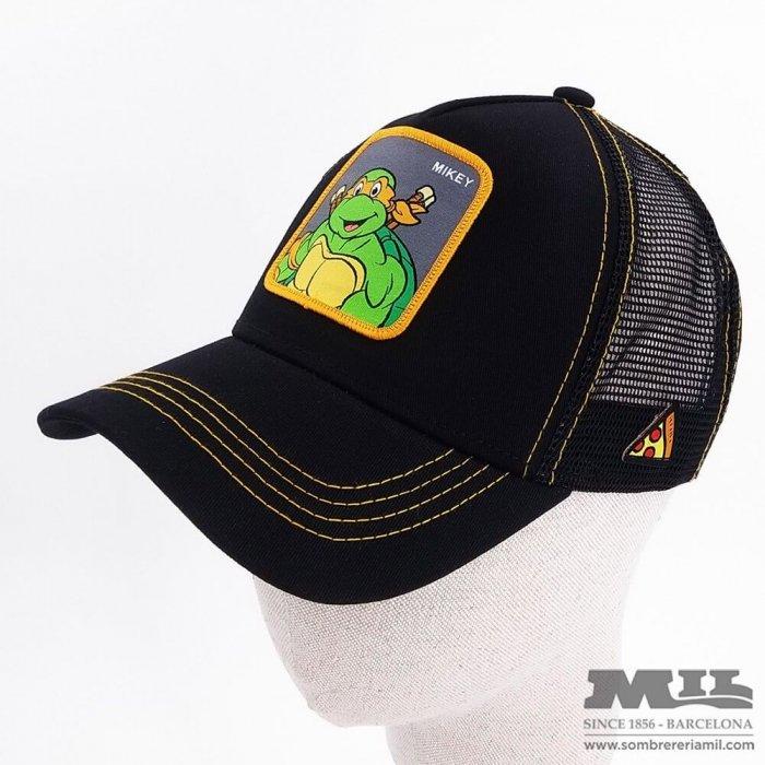 Gorra Trucker Michelangelo