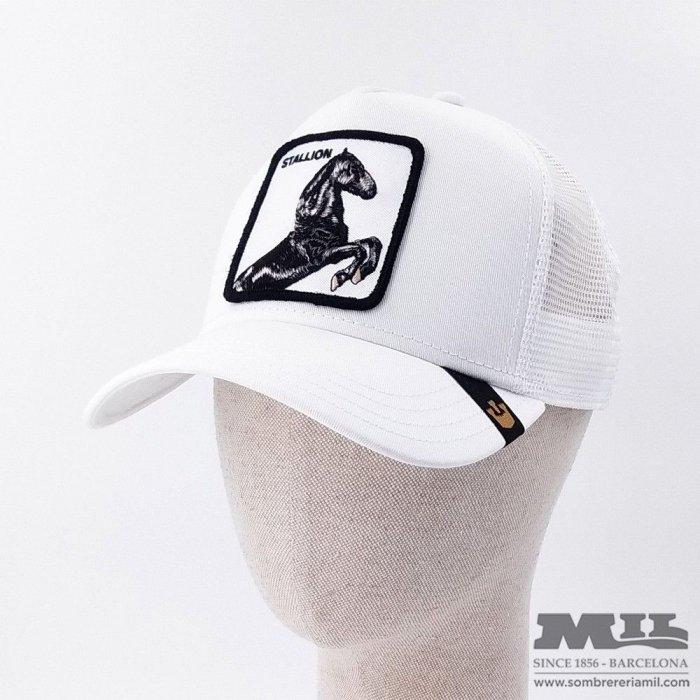 Gorra Goorin White Stallion