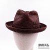Vintage hat Crocco