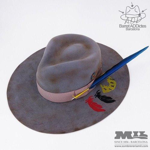 Tasunka hat