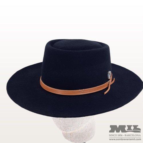 Jeremy Flat Hat