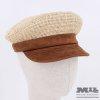 Brixton's straw fiddler cap