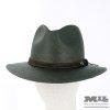 Sombrero Panamá Lederband