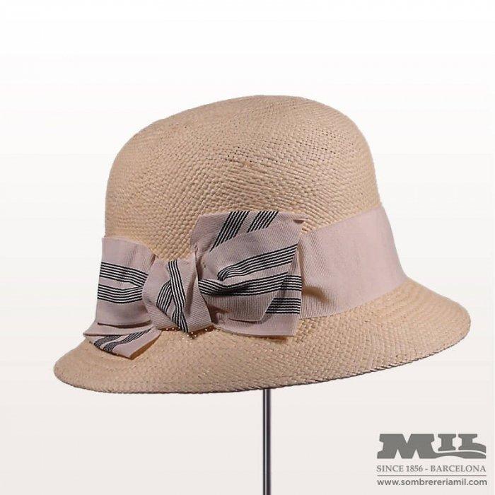 Sombrero Panamá Cloche