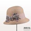 Panama Cloche Hat