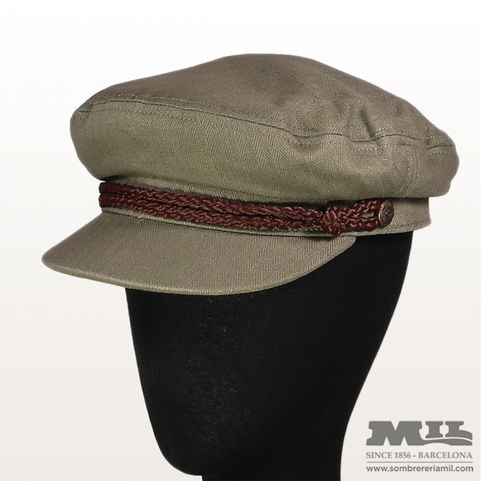 Gorra Militar Fiddler