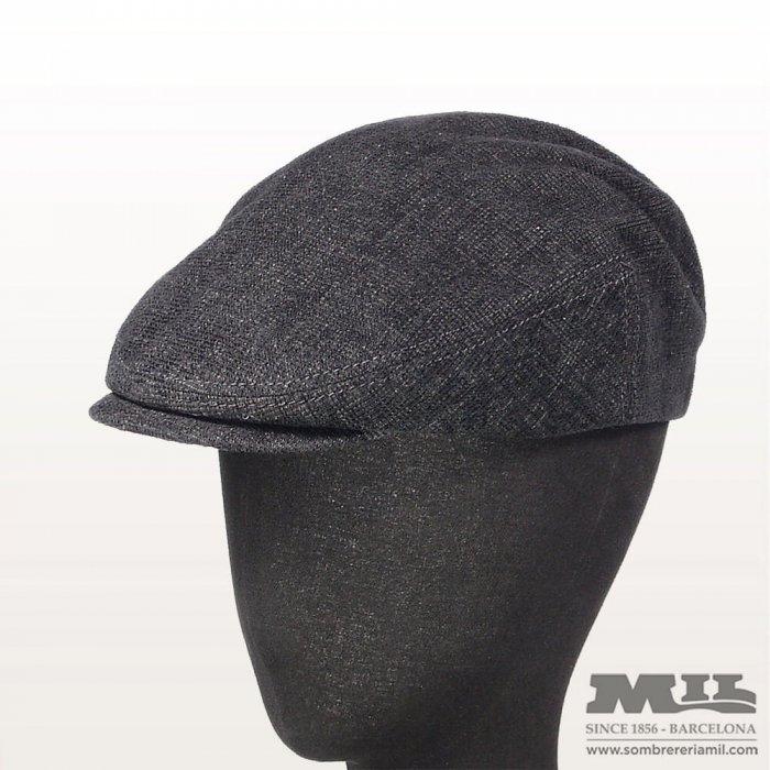 cec48c4a94a Stetson cap with cotton in black