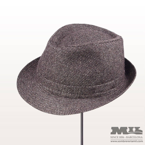 scaled glad vintage hat