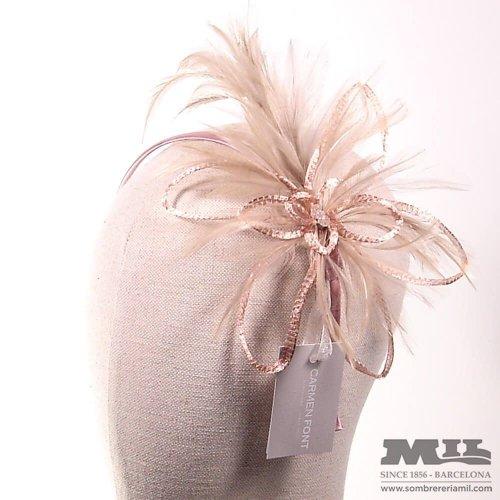 Lirio Headdress
