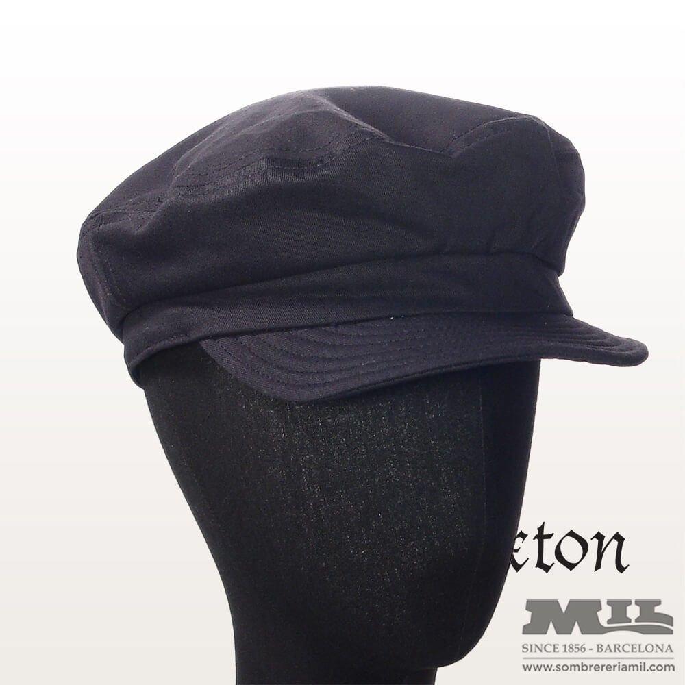 SOFT SAILOR CAP