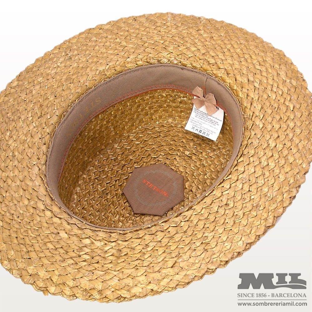 Sombrero Canotier Stetson