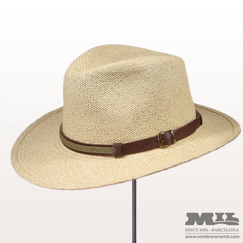 Panamá Twist hat