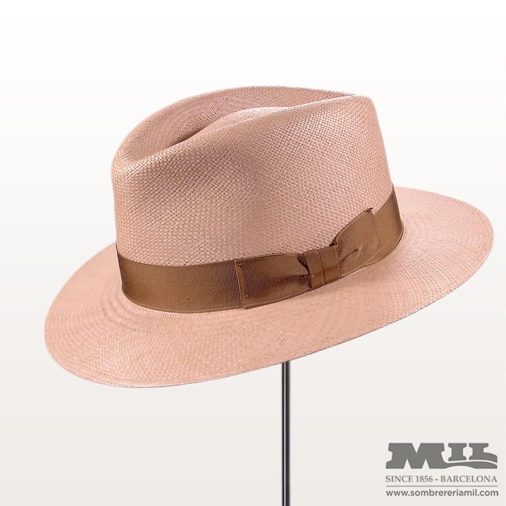 Sombrero Panamá Sella