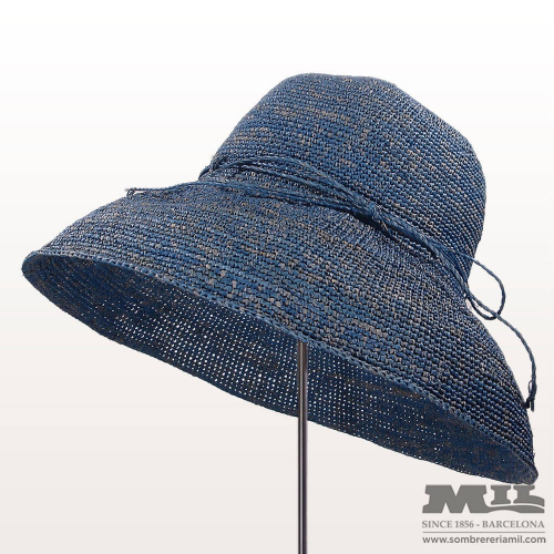 Sombrero Pamela Crochet