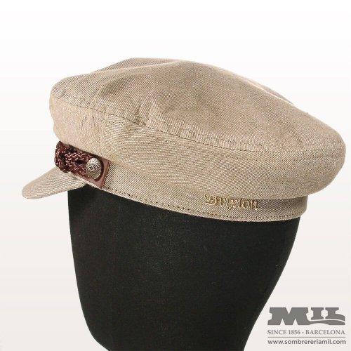 Sailor fiddler beige cap