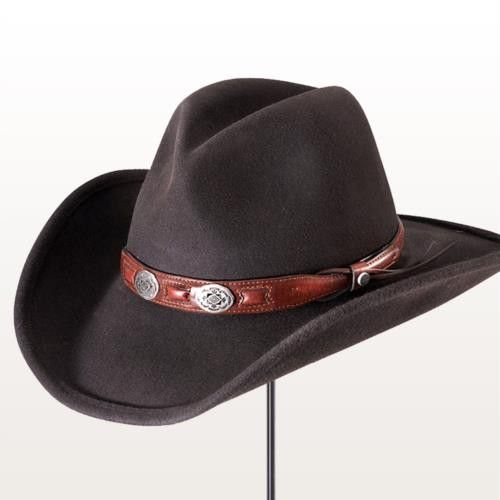 Sombrero Cowboy Stetson Roy