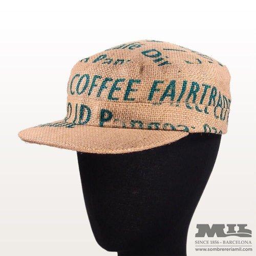 Café Olé Military Cap