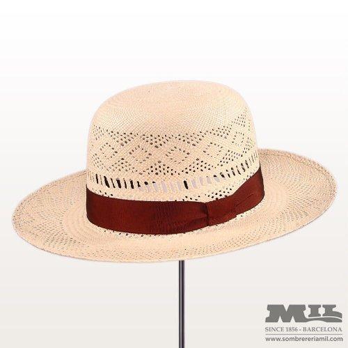 Sombrero Panamá Open Crown