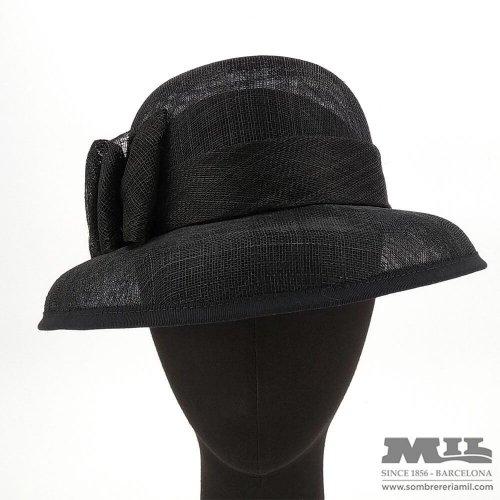 Wedding Cloché Hat