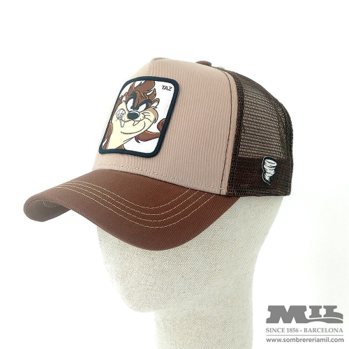 Trucker Taz Cap