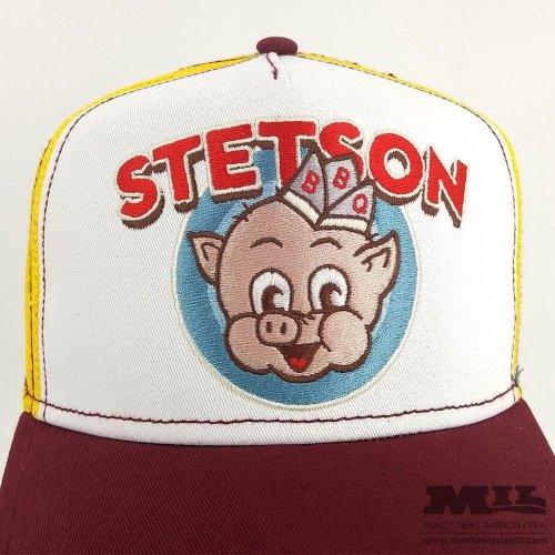Gorra Trucker Stetson BBQ