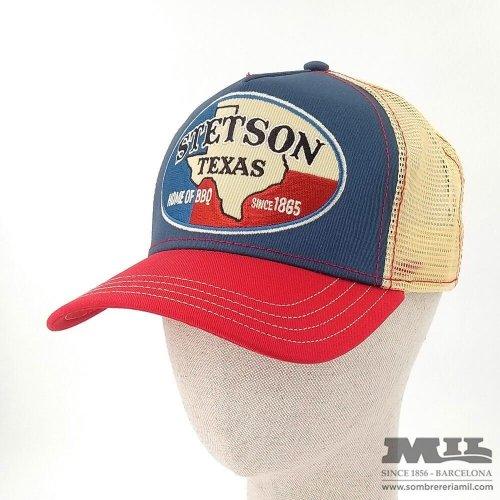 Gorra Trucker Stetson Texas
