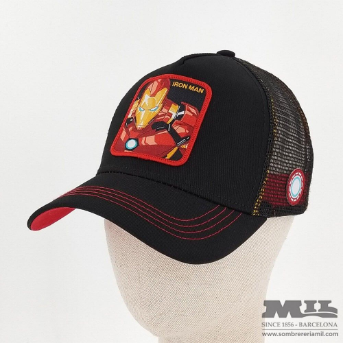 Gorra Trucker Ironman