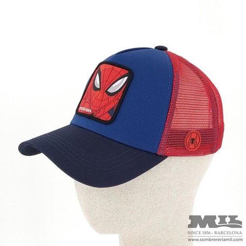 Gorra Trucker Spiderman