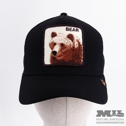 Gorra Goorin Black Bear