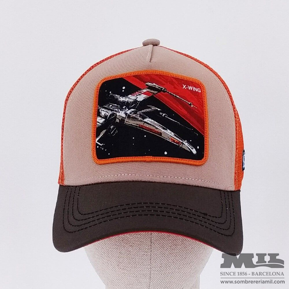 Trucker Cap X-Wing