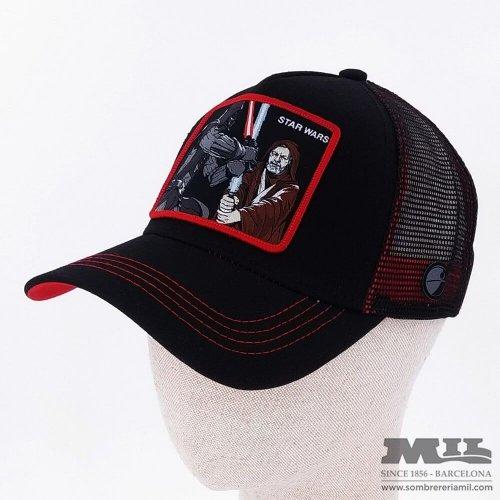 Trucker Cap Vader Obi Wan