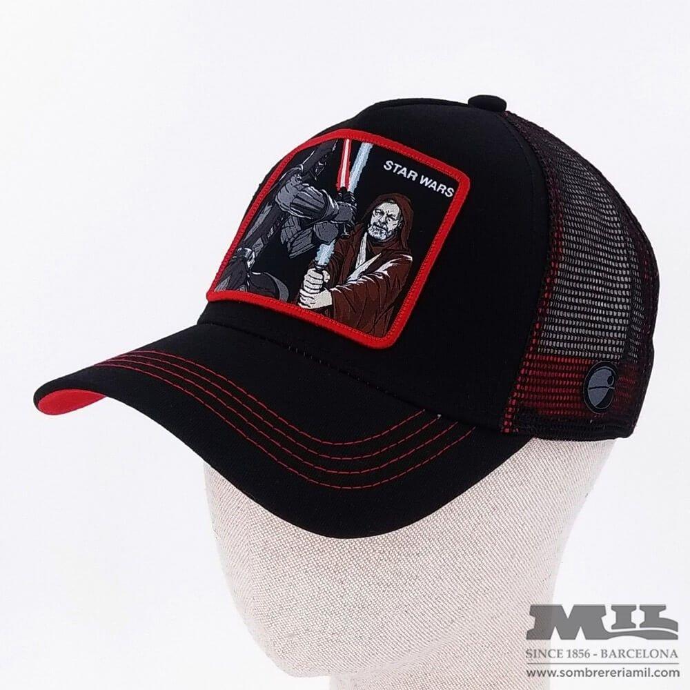 Gorra Trucker Vader Obi Wan